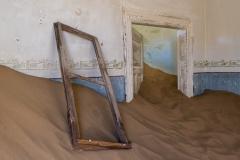 Kolmanskop abandoned town, Namibia.
