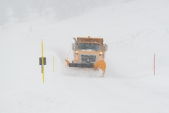 Snowplow, Wyoming.