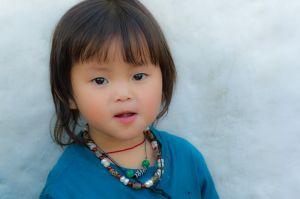 Child, Bhutan.