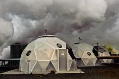 Geothermal site, Iceland.