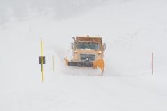 Snowplow, Wyoming.